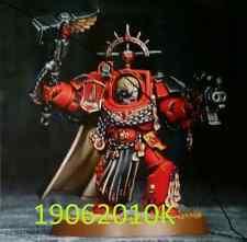 Warhammer 40k Space Marines Blood Angels Terminator Captian Karlaen (Deathstorm)