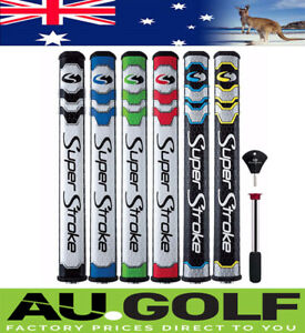 Genuine SuperStroke Legacy CounterCore Putter Grips All colours & sizes