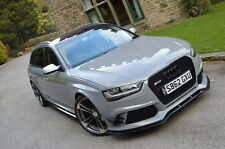 Audi RS4 Style Body Kit for the Standard Audi A4 Estate