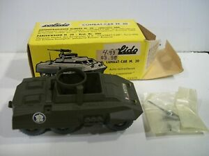 Solido Combat Car M 20 #200 New in box