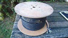 365 Foot Reel Alpha 25376 Cable 6 pr 18 AWG Shielded NOS NIB