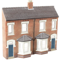 Bachmann 44-202 OO Gauge Low Relief Front Terraced Houses