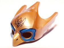 LEGO - Minifig, Headgear Mask Eagle w/ Yellow Beak & Blue Eye Circles