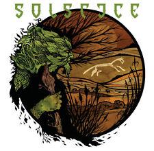 SOLSTICE - White Horse Hill  LP  ORANGE