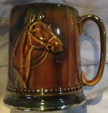 Fox Hunt Hunting Small Horse Head Mug Sylvac