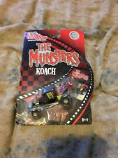 New, in Package, Racing Champions The Munsters Koach Die-Cast Car
