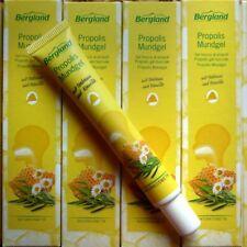 Bergland Propolis Mundgel ganzheitlich Druckstellen Reizungen Kamille Teebaumöl