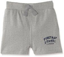 Shorts gris pour garçon de 2 à 16 ans