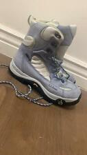 L.L. Bean Blue Tek 2.5 Waterproof TSL System Snow Shoe Bindings Boot Women's 9