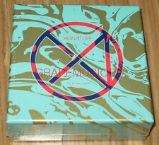 XIA JUNSU JYJ XIGNATURE 4TH ALBUM K-POP CD + PHOTOCARD + FOLDED POSTER SEALED