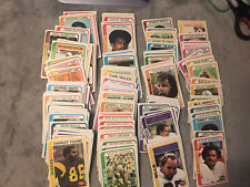 (200) 1978 Topps Football Card Lot  -- GREAT STARTER SET -- COMMON CARDS