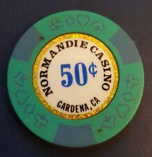 Authentic Collectable Casino Poker Chip /Rare/ WSOP / vegas & california
