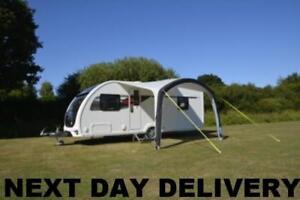 New 2022 Dometic Kampa 300 Sunshine Air Pro Inflatable Caravan Sun Canopy