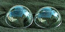 "4"" Acrylic Globe for Deadmau5 Head Helmet Eyes Costume Clear Plastic DIY USA New"