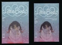 LITTLE BIRD ASHCAN #1 COMICSPRO PREVIEW VARIANT & Issue 1 First Print! WOW!