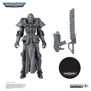 Warhammer 40000 Adepta Sororitas Battle Sister McFarlane Artist Proof New & UK
