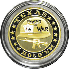 Casino Poker Card Guard Cover Protector War