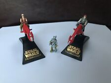Star Wars Micro Machines Action Fleet Battle Pack #5 Shadows of the Empire Swoop