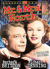 Mr.  Mrs. North - Volume 4 TV Series (DVD, 2005)