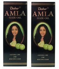 2 X Dabur Amla Hair Oil 300ml
