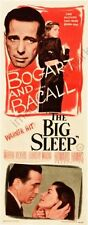 Big Sleep The Movie Poster Insert 14inx36in 36cmx92cm Replica