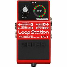 BOSS RC-1 Loop Station for Guitar FREE EMS SHIPPING