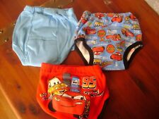 Diaper covers lot of three new with out tags for boys 3T