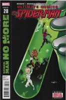 ULTIMATE COMICS ALL-NEW SPIDER-MAN #28  MARVEL NO MORE miles morales 1st print