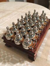 4 Centralab usa 500K audio 1973 NOS