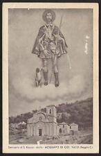 AX1714 San Rocco di Acquaro di Cosoleto (RC) - Cartolina postale - Postcard