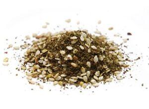 Kosher Zaatar Zatar High Quality Bland Spices Seasoning Sesame