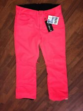 Roxy Backyard ski pants (Woman, Pink, size L)