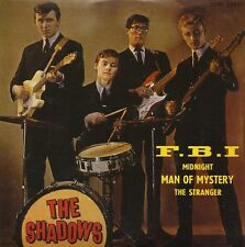 ★☆★ CD SINGLE The SHADOWS	F.B.I. - EP REPLICA - 4-track CARD SLEEVE + RARE + ★☆★