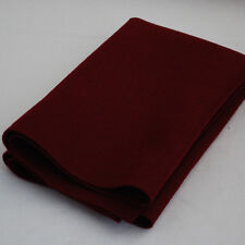100% Wool Felt Fabric - 1mm Thick - 80cm x 0.5 Metre