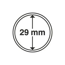 Capsules rondes 29mm, pour 10 Euros des régions.