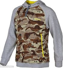 Adidas CAMO SURPLUS FASHION HOODY Sweat Shirt firebird CAMOUFLAGE Top~Men sz Lrg