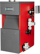 Crown  Cayman CWI172 Gas  Hot Water Boiler/Furnace with Domestic Heating Coil