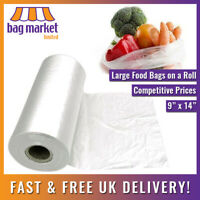 Details about  /Clear Polythene Plastic Bags FOOD GRADE Use Dispenser Boxed WORTHMINSTER Brand