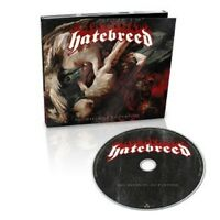HATEBREED - THE DIVINITY OF PURPOSE (LIMITED EDITION) CD  12 TRACKS  METAL  NEU