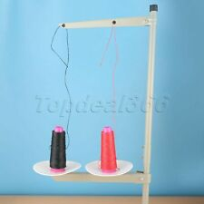 Prettyia 5 Cone and Spool Stand Thread Holder with Sturdy Base for Industrial Sewing Machines
