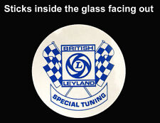 British Leyland Special Tuning Vinyl Cling Decal for Glass