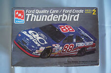 Ford Quality Care Ford Credit #88 Thunderbird model kit AMT Ertl 1997 race car