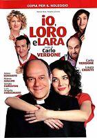 CARLO VERDONE - IO, LORO E LARA (2009) - DVD EX NOLEGGIO - WARNER
