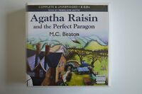 Agatha Raisin and the Perfect Paragon - M.C. Beaton - Audiobook - 6CDs
