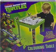 Teenage Mutant Ninja Turtles DA COLORARE ART TAVOLA 5 M Rotolo di colorazione
