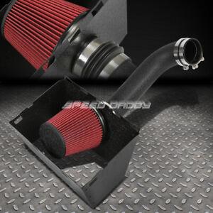 "FOR 09-14 RAM 1500/2500/3500 5.7 HEMI 4WD 3.5"" PIPE & HEATSHIELD COLD AIR INTAKE"