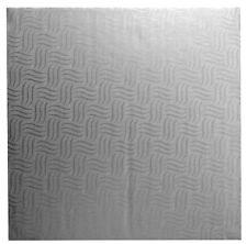 """Confezione da 6 Mason Cash Quadrato Argento 20cm 8"""" 12 mm di spessore per torta Base Drum"""