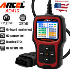 Auto Car OBD2 Code Reader EOBD Car Diagnostic tool Engine O2 Sensor Test Scanner