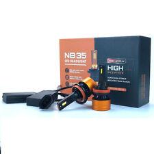 2020 NB35 Auto LED Headlight or Foglight Kit 70W & 8000LM/Set - Bulb H11, 6000K