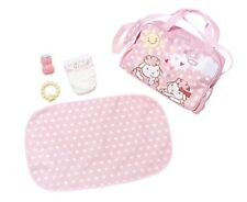 Baby Annabell Changing Bag & Mat 5 Piece Toy Playset For Dolls